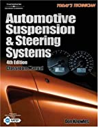 Automotive Suspension & Steering Systems  by Knowles, Don