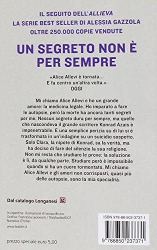 Libro un segreto non per sempre di alessia gazzola - Il giardino segreto libro pdf ...