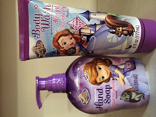 Sofia the Princess Bath Set - 1