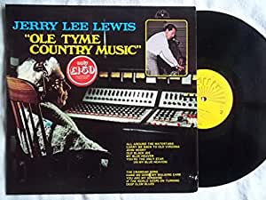 Jerry Lee Lewis - Ole Tyme Country Music Sun 121 (Lp Vinyl Record)