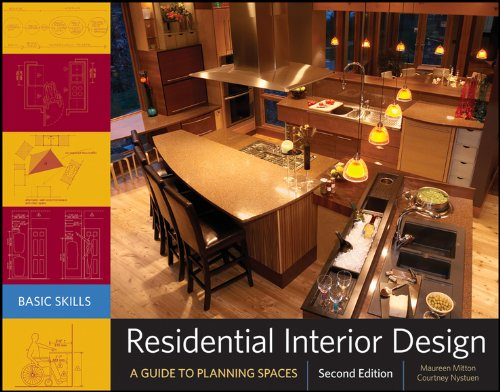 Residential interior design a guide to planning spaces Interior decorating books free download
