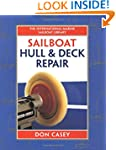 Sailboat Hull and Deck Repair