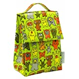 Sugarbooger Classic Lunch Sack, Hungry Monsters Collection. ORE Originals boy lunch bags.