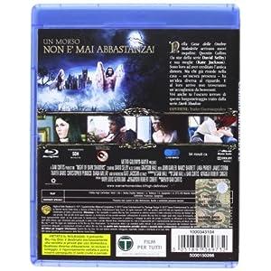 La casa delle ombre maledette - Dark shadows [Blu-ray] [Import italien]