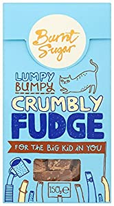 Burnt Sugar Original Crumbly Fudge 150 g (Pack of 3)