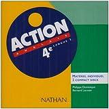 echange, troc Dominique - Action : 4e LV1 (coffret 2 CD)