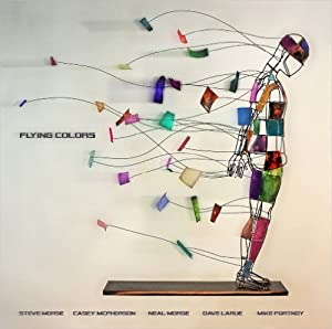 Flying Colors (Limited Edition Digipak) Limited Edition Edition by Flying Colors (2012) Audio CD