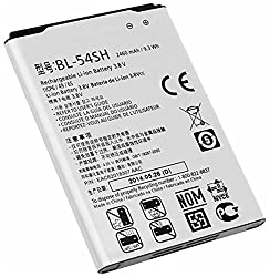 GnG Mobile Battery Bl-54sh for Lg F7 P698 F260 F260s F260k Lg870 Us870 (Grey)