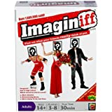 "Imaginiff Game (Age: 14 years and up) The game challenges you to ""imagine if"" a fellow player were a noun or placed in a certain situation."