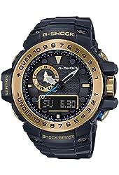 CASIO Men's Watch G-SHOCK GULFMASTER World six stations Solar radio GWN-1000GB-1AJF
