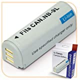 PremiumDigital Canon Digital IXUS 1000 HS Replacement Camera Battery