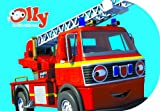 Daisy Bostock Royston the Fire Engine Chunky (Olly the Little White Van)