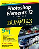 img - for Photoshop Elements 12 All-in-One For Dummies book / textbook / text book