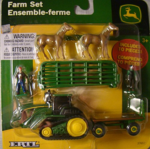 Ertl John Deere 10 Piece Farm Set - Assorted Styles