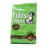 Fido's Cookies Chicken and Veggies Dog Cookies Net Wt 12oz (349.19 g)