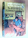 Mystery of the Flaming Footprints (A. Hitchcock Bks.) (000160015X) by Carey, M V