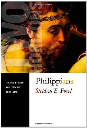 Philippians (The Two Horizons New Testament Commentary)