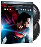 Image of Man of Steel (Two-Disc Special Edition DVD + UltraViolet)