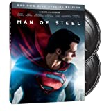 Man of Steel (Two-Disc Special Edition DVD + UltraViolet) ~ Henry Cavill