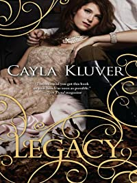 Legacy by Cayla Kluver ebook deal