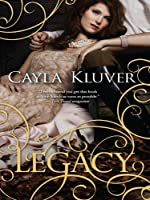 Legacy (The Legacy Trilogy Book 1)
