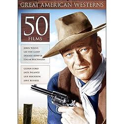 50 Film Great American Westerns: John Wayne