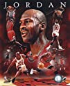 Michael Jordan 2011 Portrait Plus Glossy Photograph Photo Print