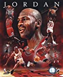 Michael Jordan 2011 Portrait Plus Glossy Photograph Photo Print