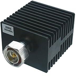 7/16 DIN male DC-3GHz 50W watt coaxial Terminal termination dummy load 50ohm