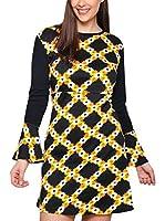 HHG Vestido (Negro / Amarillo)