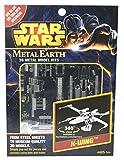 MetalEarth - Star Wars X-Wing *