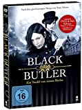 DVD Cover 'Black Butler (Special Edition im Digipak mit Schuber u. Goldprägung + 16 seitiges Booklet) [DVD + Blu-ray]