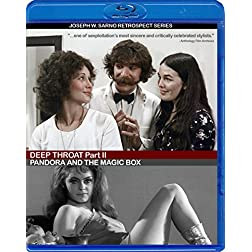 Deep Throat Part II Collection [Blu-ray]