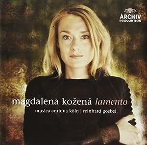 Magdalena Kozená - Lamento