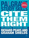 Cite them right: The essential refere...
