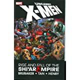 Uncanny X-Men: Rise & Fall of the Shi'ar Empireby Ed Brubaker