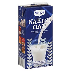 Simpli Naked Oat Beverage, the Delicious Alternative to Dairy and Soy