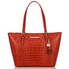 Medium Asher Tote<br>Cayenne Melbourne