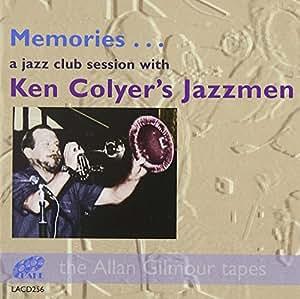 Memories:a Jazz Club Session W
