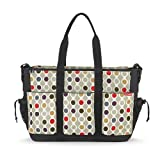 Skip Hop Duo Double Changing Bag Dots