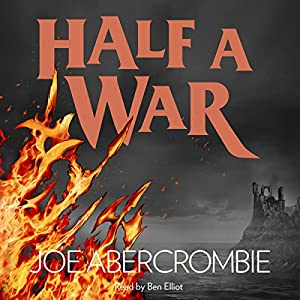 Half a War Hörbuch