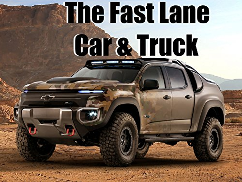 The Fast Lane Car & Truck - Season 4