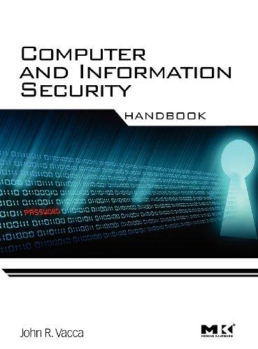 Computer and Information Security Handbook (Morgan