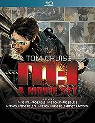 【Amazon.co.jp限定】ミッション:インポッシブル クアドリロジー ブルーレイBOX [Blu-ray]