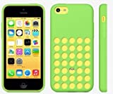 Slim Silicone Soft Case Cover for Apple Iphone 5c 6 Colors (Green) Reviews