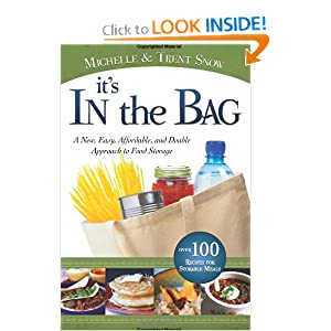 It's in the Bag a New Approach to Food Storage