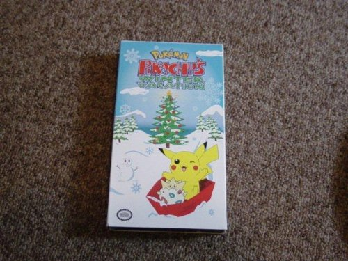 Pokemon: Pikachu's Winter Vacation