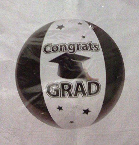 """""""Congrats Grad"""" Beach Ball"""
