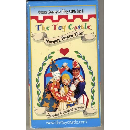 .com: The Toy Castle (Nursery Rhyme Time) Come Dance & Play With Us