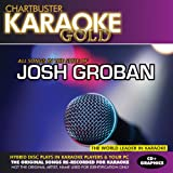 Various Artists Karaoke Gold: In Style of Josh Groban